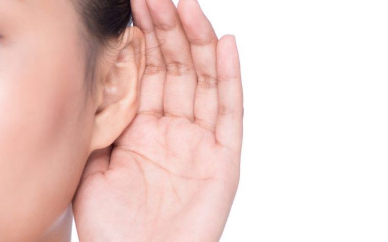 hearing loss in Sanfilippo syndrome