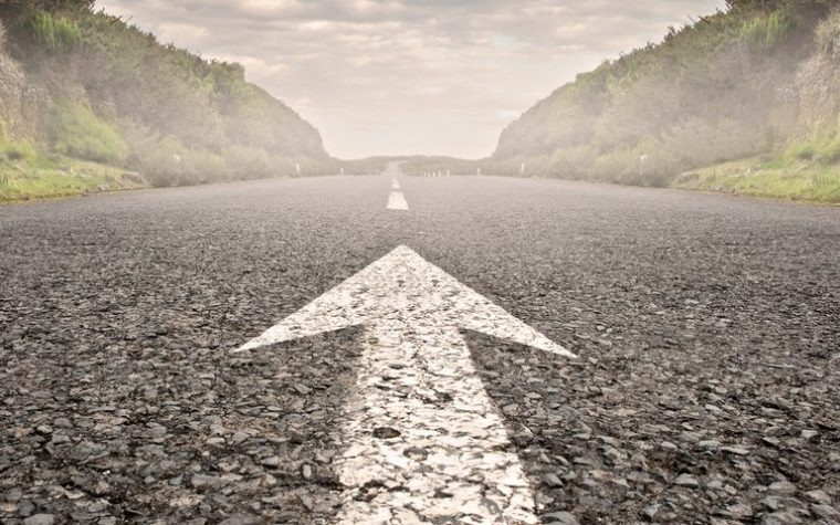 When Pushing Forward Is the Only Direction to Go