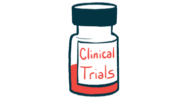 enzyme replacement therapy/Sanfilippo News/clinical trials medication bottle illustration